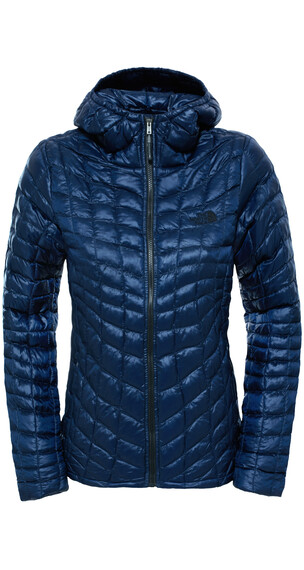 The North Face W's Thermoball Hoodie Cosmic Blue